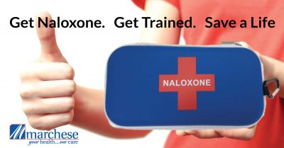 Get Naloxone. Get trained. Save a Life.